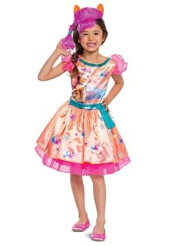 Toddler and Kids MLP Movie Sunny Starscout Costume