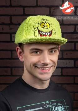Slimer Fuzzy Cap