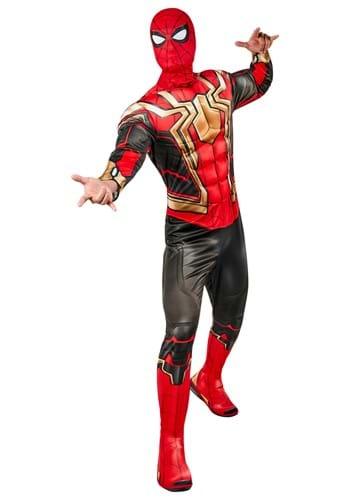 Marvel Deluxe Iron Spiderman Adult Costume