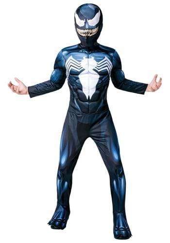 Marvel Deluxe Venom Boys Costume
