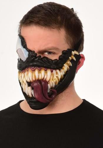 Marvel Venom Adult Latex Half Mask