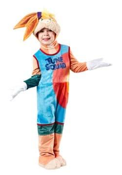 Space Jam 2 Lola Bunny Tune Squad Toddler Costume