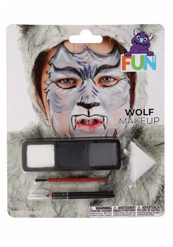 Wolf Makeup Kit