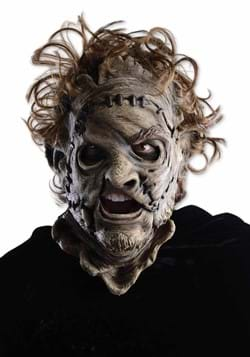 Texas Chainsaw Massacre Leatherface 3/4 Mask