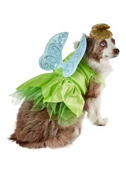 Peter Pan Tinkerbell Dog Costume