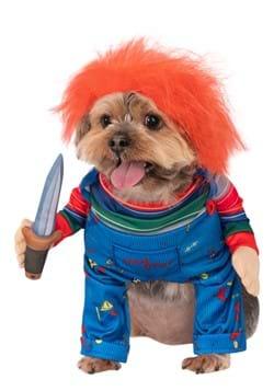 Chucky Dog Costume