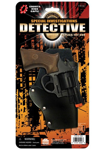 Detective Toy Gun By: Parris Manufacturing Company for the 2015 Costume season.