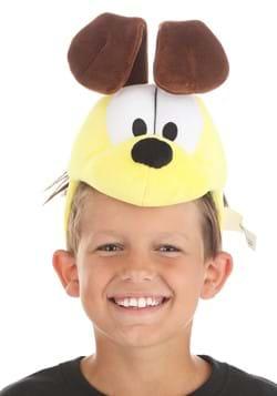 Plush Garfield Odie Headband