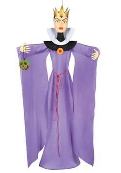 "Disney Evil Queen 69"" Hanging Poseable Decoration"