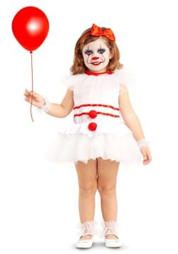 Scary Clown Costume for Infants