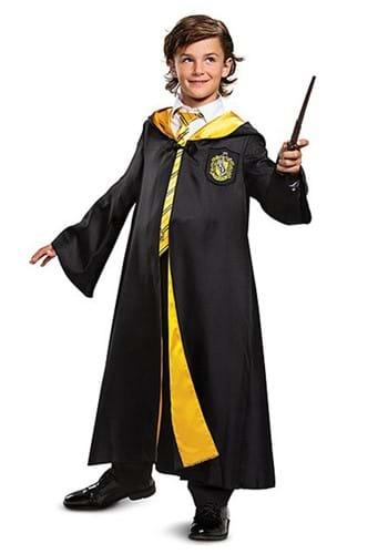 Harry Potter Hufflepuff Robe Kid's Costume