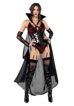 Womens Playboy Vampire Costume