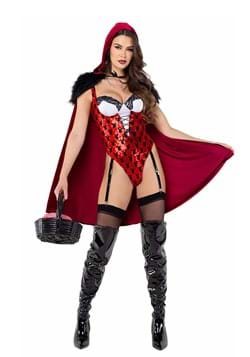 Womens Playboy Red Riding Hood Costume