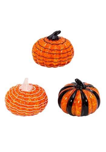 """5"""" Handblow Glass Pumpkins"""