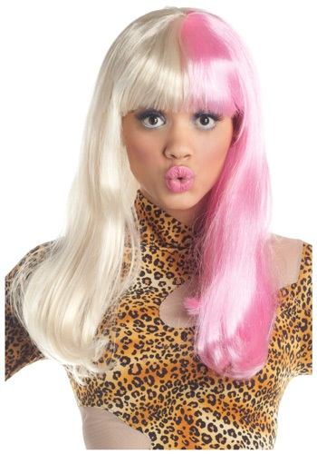 Pink  (Diva Wigs)