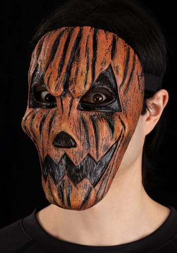 Adult Jack O Lantern Pumpkin Mask