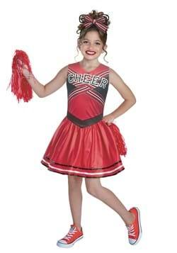 Girls Bring It Cheerleader Costume