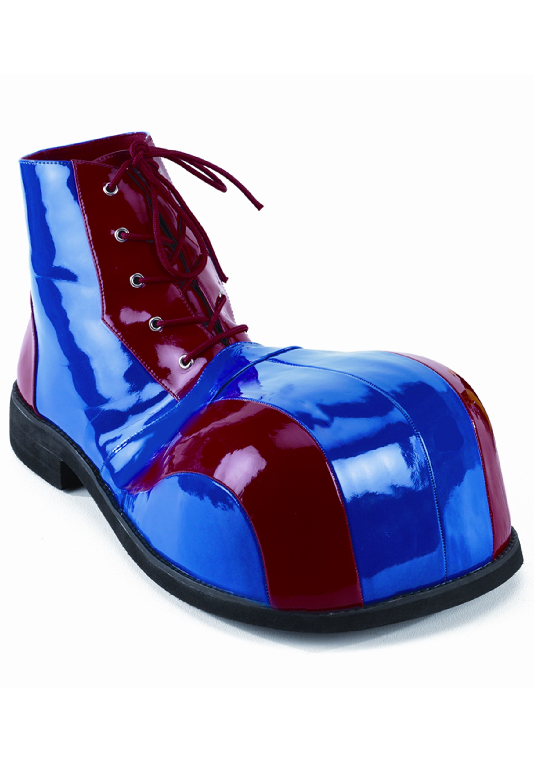 Ok, you decide women's footwear, or creepy clown shoes