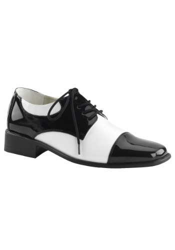 Men's 1920s two tone Gangster Shoes