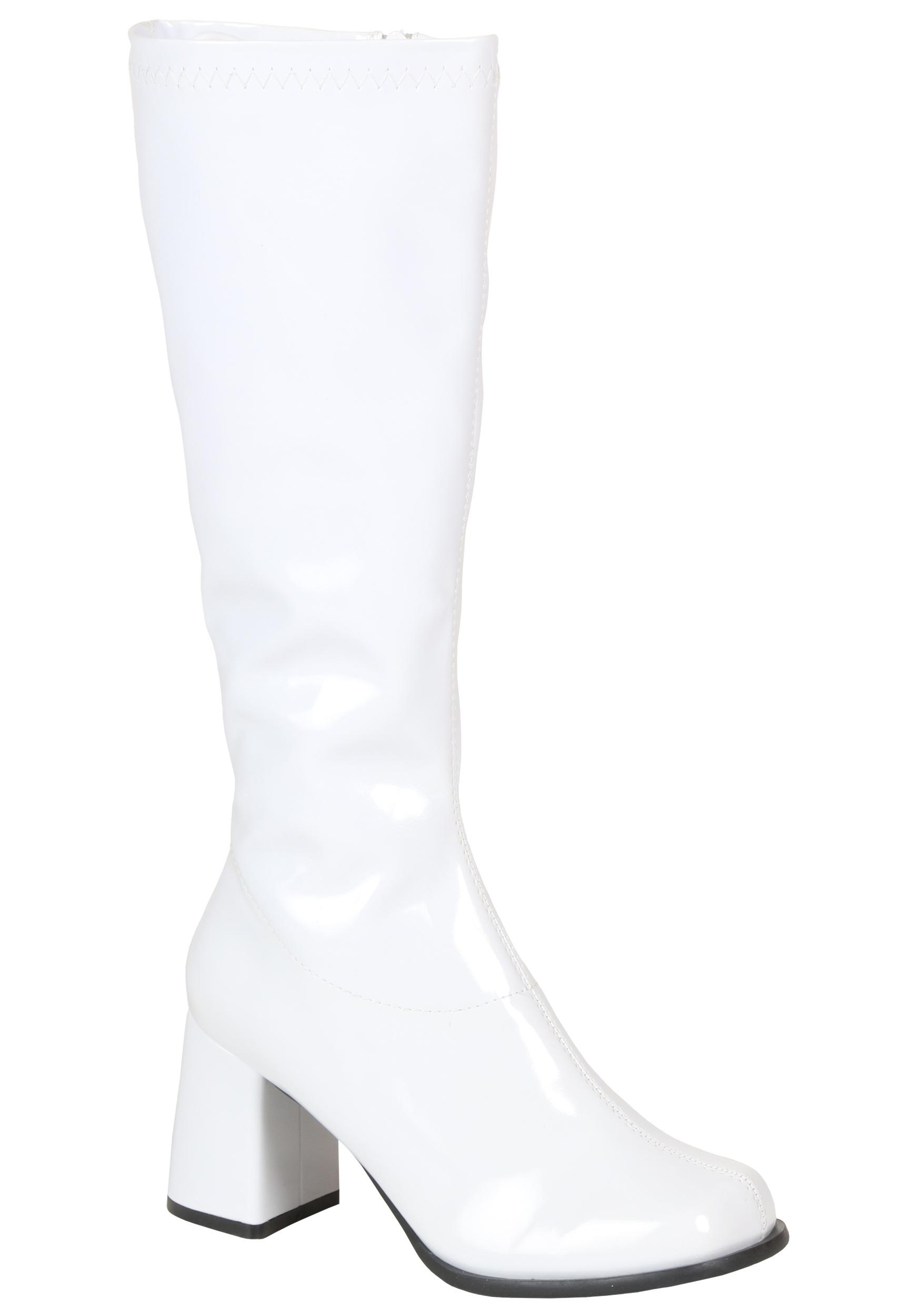 s wide calf disco boots