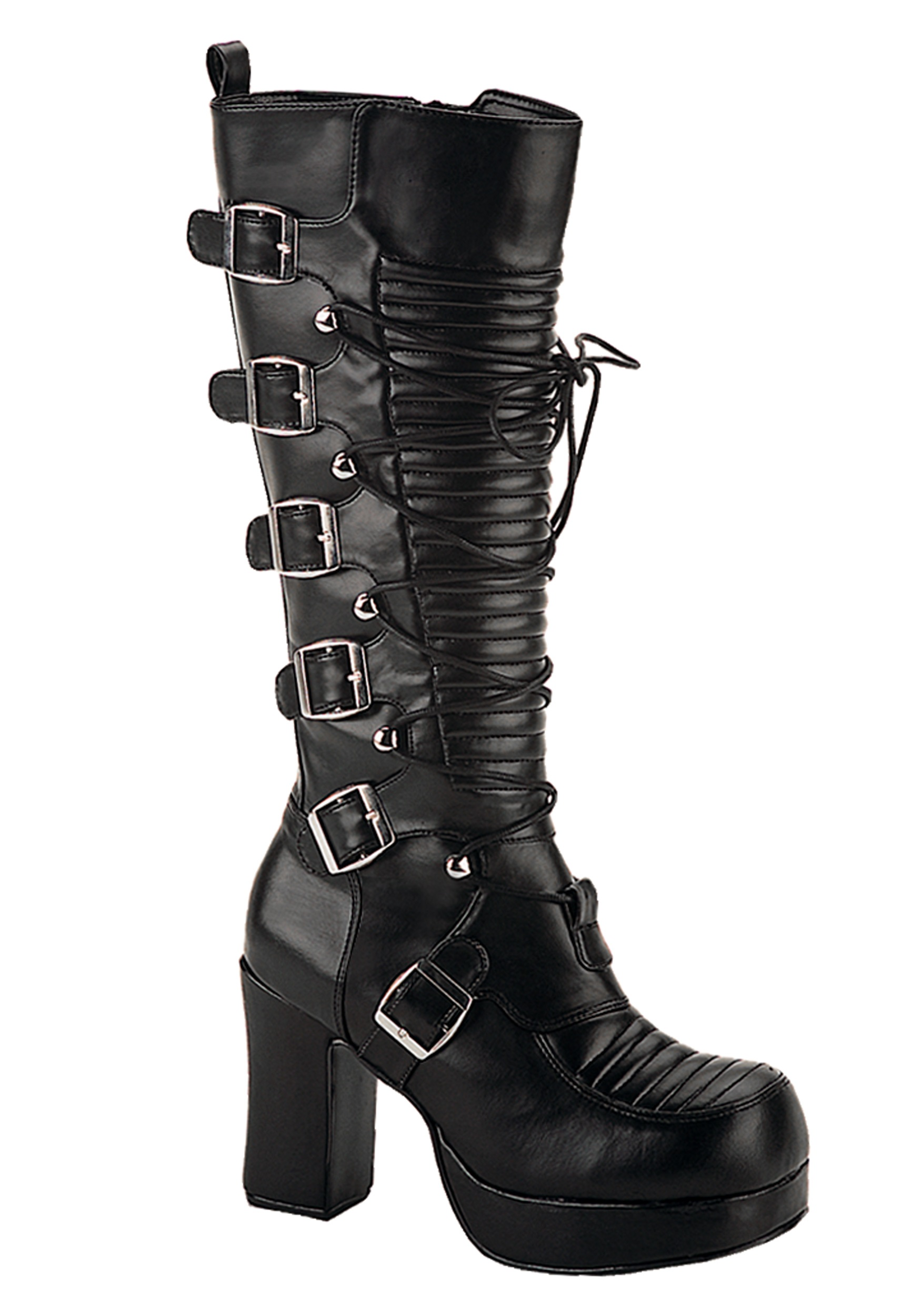 Women's Goth Boots