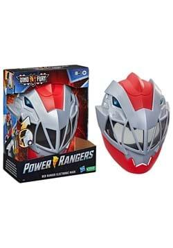 Power Rangers Dino Fury Red Ranger Battle Mask