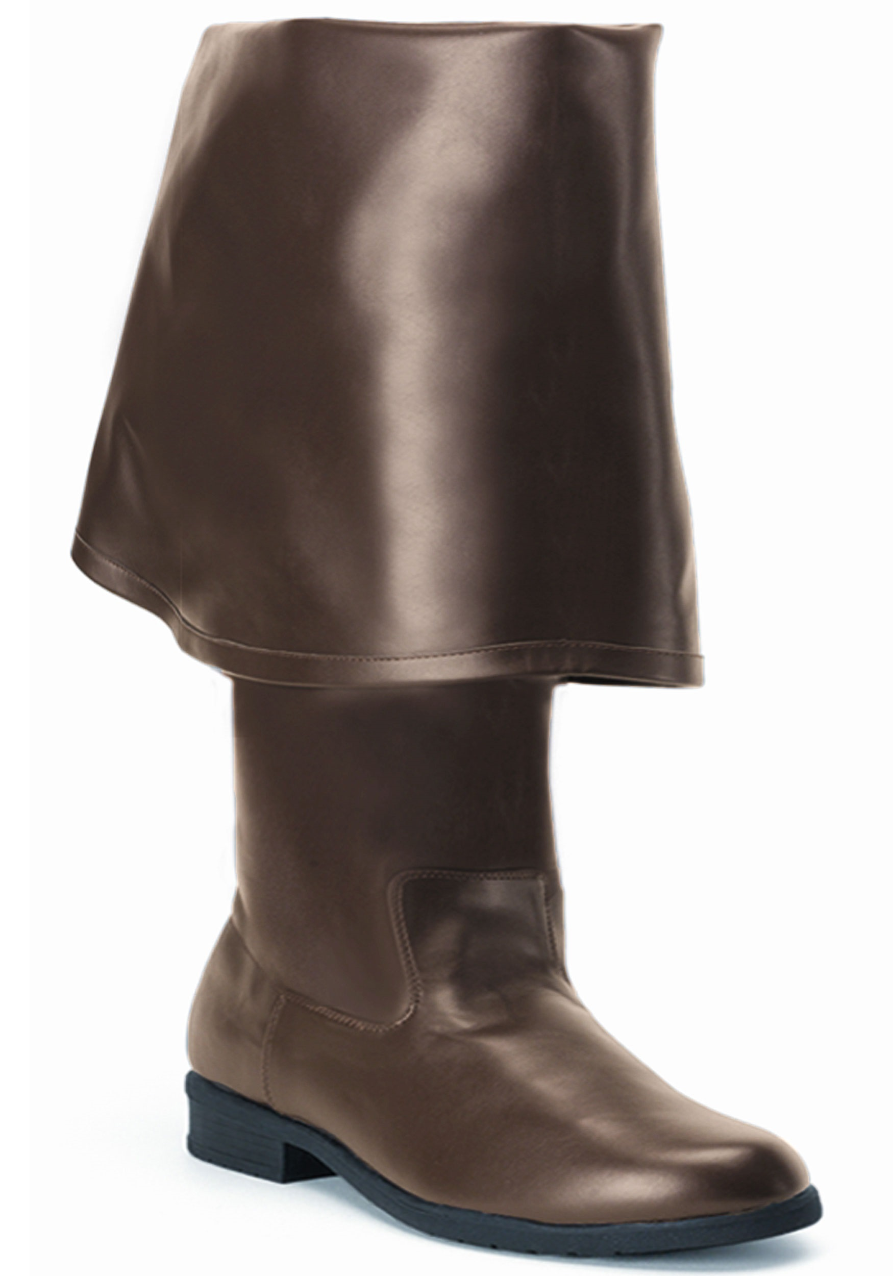caribbean brown pirate boots