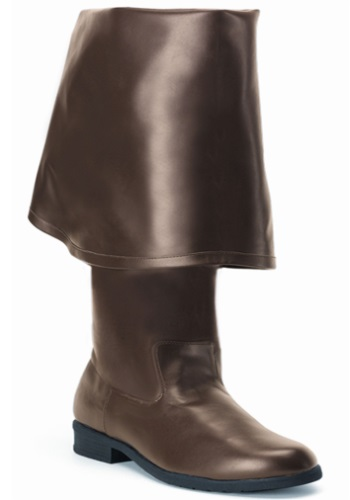 Image of Caribbean Brown Pirate Boots