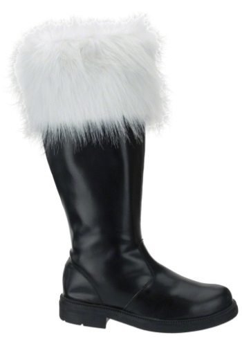 Click Here to buy Santa Claus Boots from HalloweenCostumes, USA Funds & Shipping