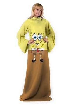 Spongebob Adult Silk Touch Comfy Throw