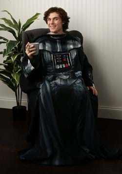 Star Wars Darth Vader Adult Silk Touch Comfy Throw