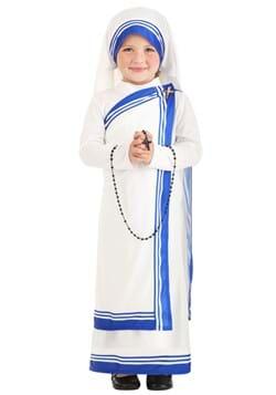 Toddler Mother Teresa Costume