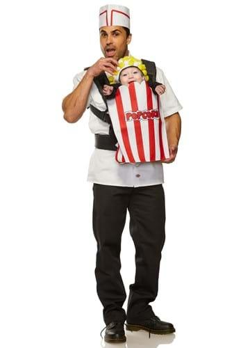 Popcorn & Movie Usher Carrier Costume