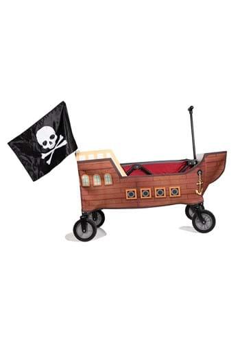 Pirate Ship Wagon Cover