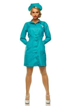 Women's Mental Health Nurse Costume