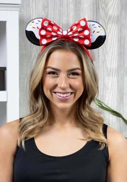 Loungefly Disney Minnie Sweets Sprinkle Ear Headba