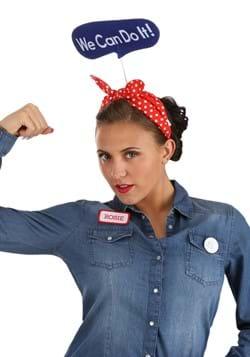Rosie the Riveter Costume Kit