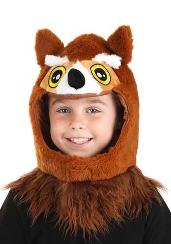 Owl Open Face Mask