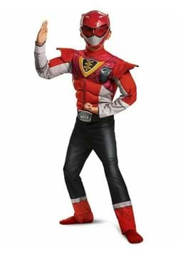 Disguise Red Ranger Power Rangers Child Costume