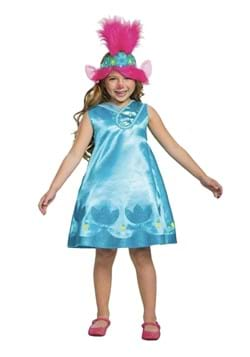 Disguise Deluxe Trolls World Tour Toddler Poppy Co