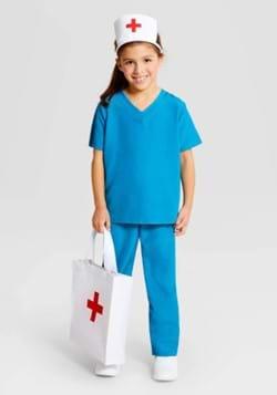 Kid's Nurse Costume upd