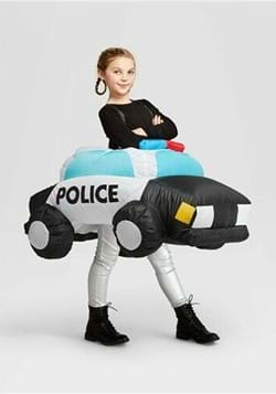 Kids Inflatable Police Car