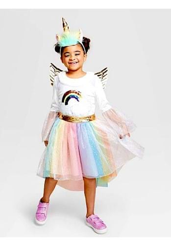 Kids Rainbow Unicorn