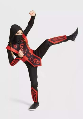 Kids Ninja Costume