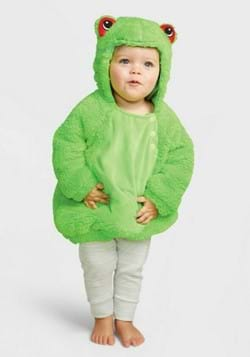Infant Frog Pullover Costume