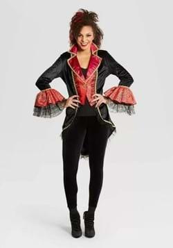 Women's Costume Pirate Jacket