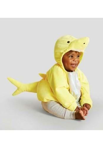 Yellow Shark Costume Infant