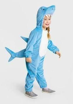 Toddler Shark Union Suit