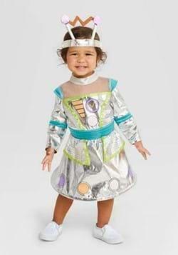 Toddler Robot Dress