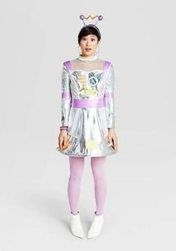 Adult Robot Dress Costume